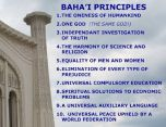 Bahai 10 principles