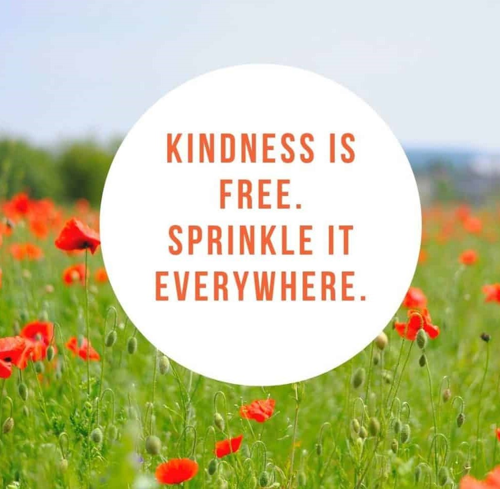 Kindness-is-free